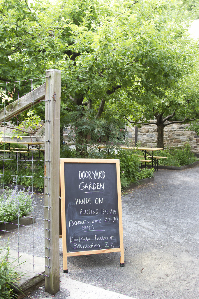 out and about: stone barns center for food and agriculture | reading my tea leaves