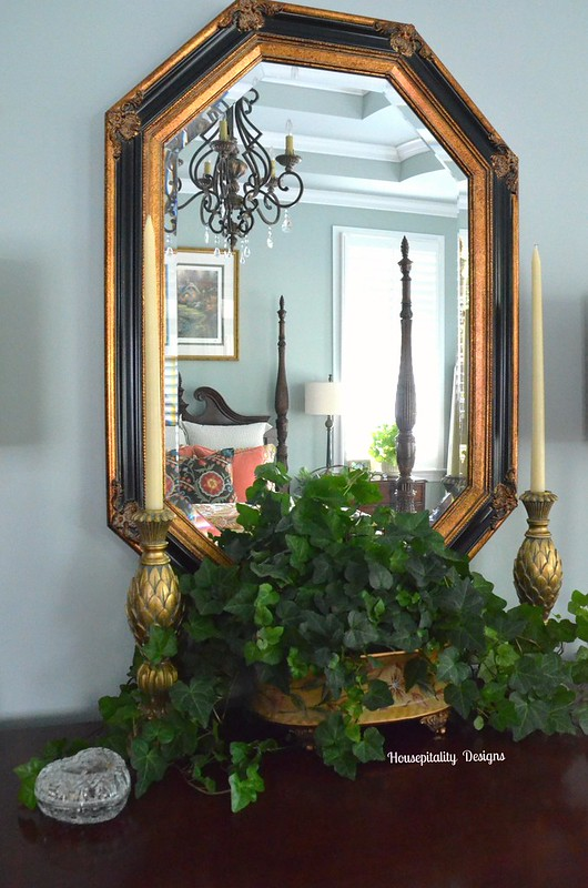 Master Bedroom Mirror-Housepitality  Designs