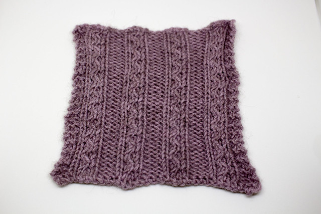 Yarn of the Month Club, April 2015