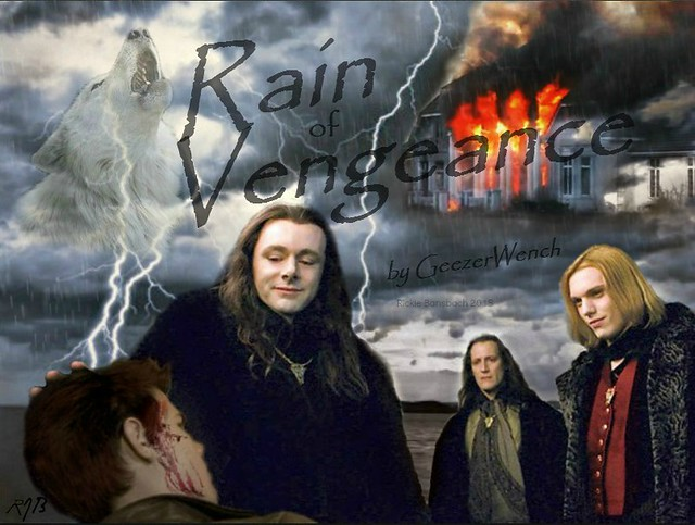 Rain of Vengeance by Rickie Bansbach