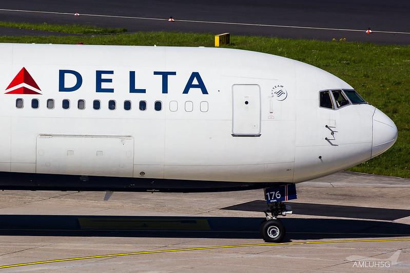 Delta Air Lines - B763 - N176DN (2)