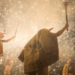 Santa Tecla 2014 - Versos dels balls de diables infantils