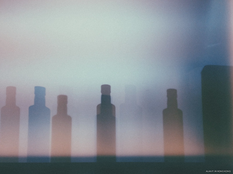 Shadows of Bottle