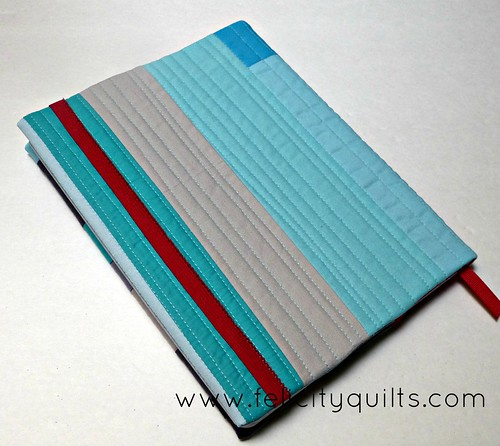 Notebook cover back