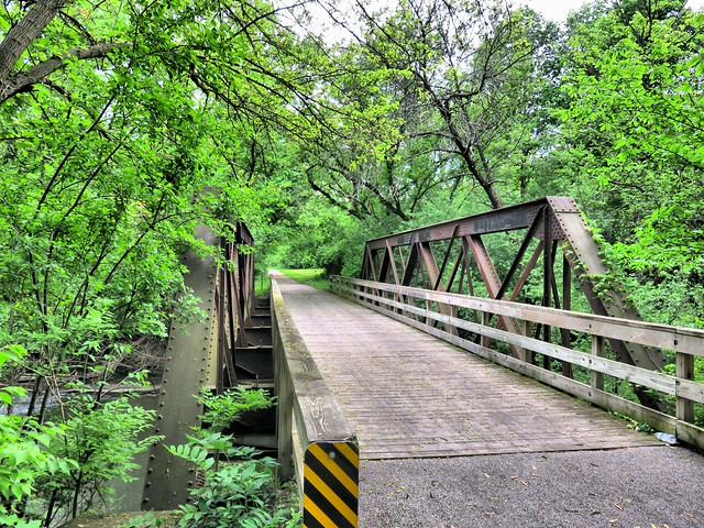 Mill Creek bridge2 HDR 20150517