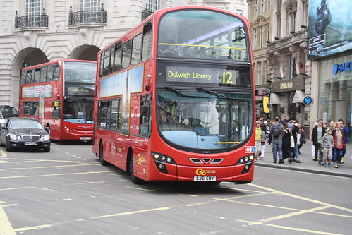 London Central WVL436 LJ61GWV