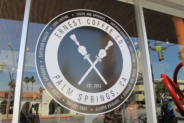 Ernest Coffee Co. logo