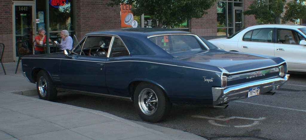 1966 Pontiac Tempest 2 Door Sedan Coconv Flickr
