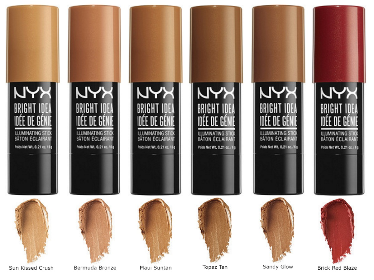 NYX Bright Idea Illuminating Sticks