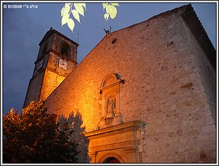 הכנסייה ב-  Ventabren