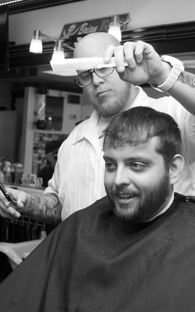 Haircut for Wedding - Jacob Smith