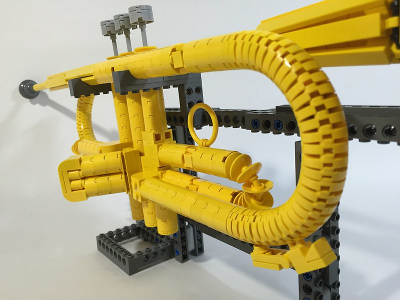 LEGO strumenti musicali: Trumpet