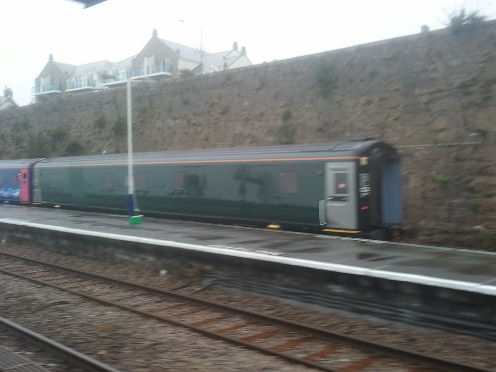 First Great Western New Look New Livery Gwr Style For
