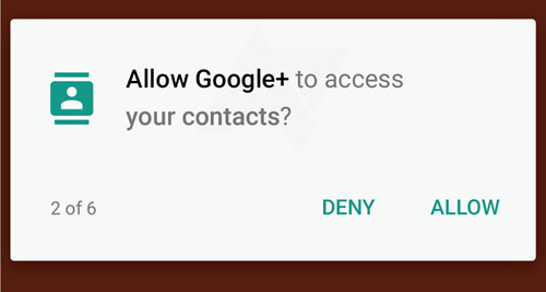 Android M traerá control de permisos individualizado [Rumor]
