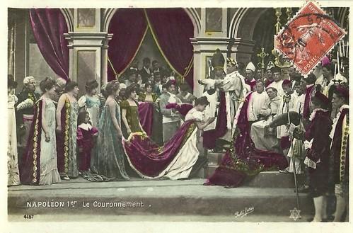 Napoléon 1er. Le couronnement