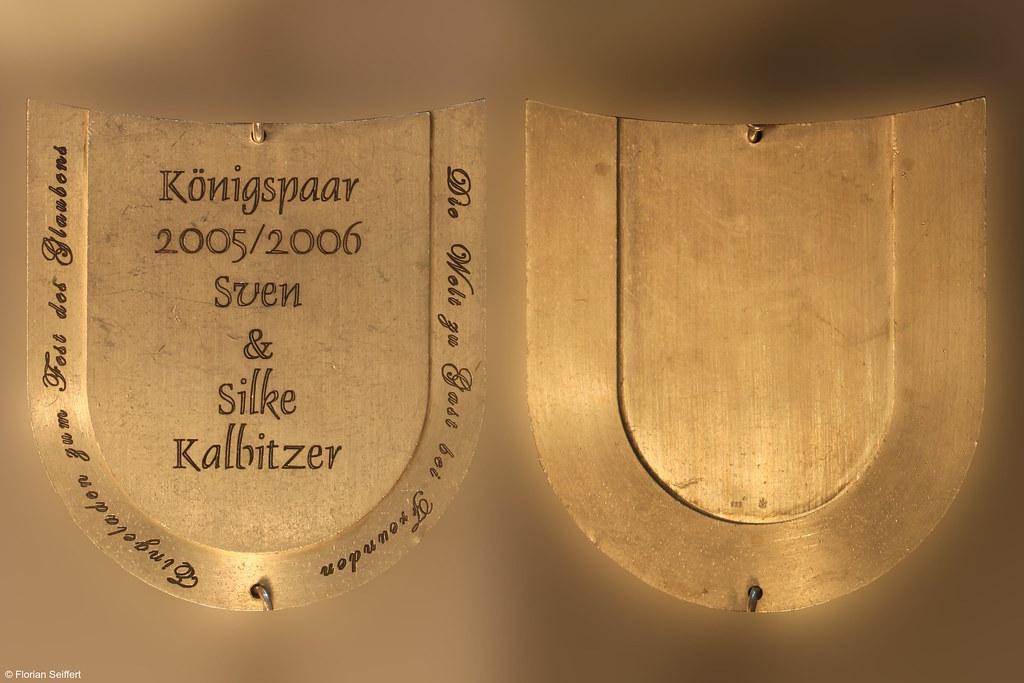 Koenigsschild Flittard von kalbitzer sven aus dem Jahr 2005