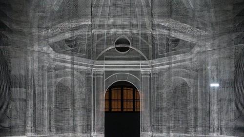 Edoardo Tresoldi ricostruire il tempo