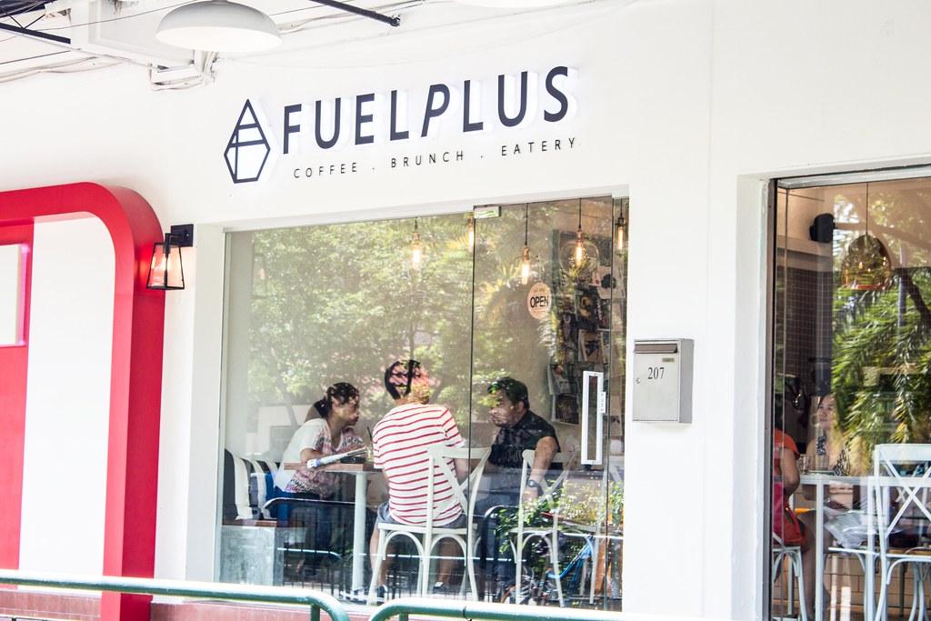 Fuel Plus+:外部