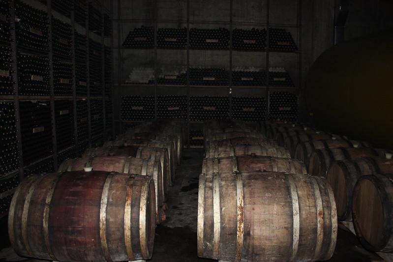 Корпорация Киндзмараули, производство вина