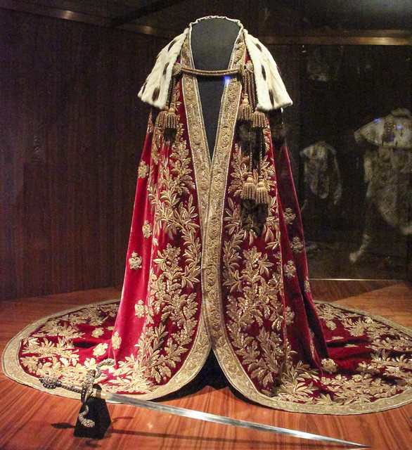 Mantle of the Austrian Emperor
