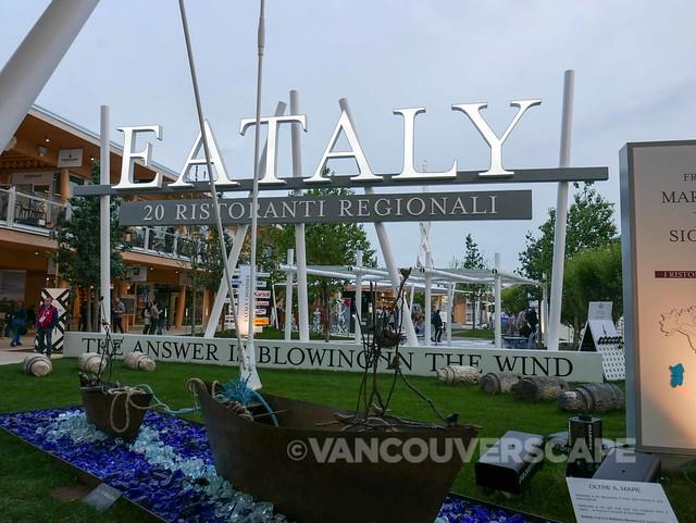 Milan Expo: Eataly regional dining hub