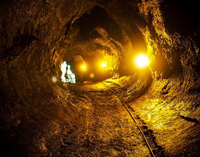 Thurston lava tunnel