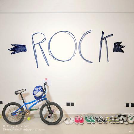 rock room bmx bagua yi lu