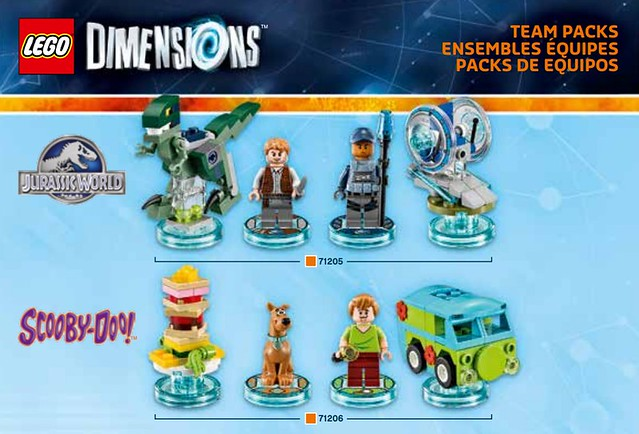 More Dimensions Packs Revealed In Instructions Brickset Lego Set