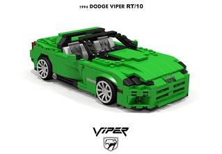 Dodge Viper RT/10 - 1994