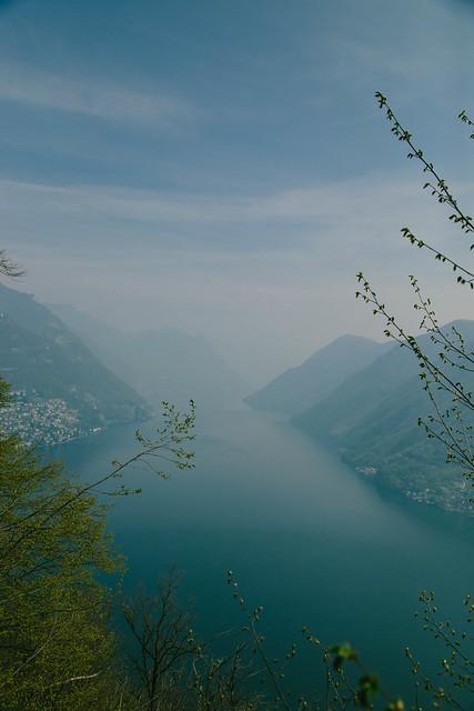 San Salvatore Lugano Switzerland Hike-9