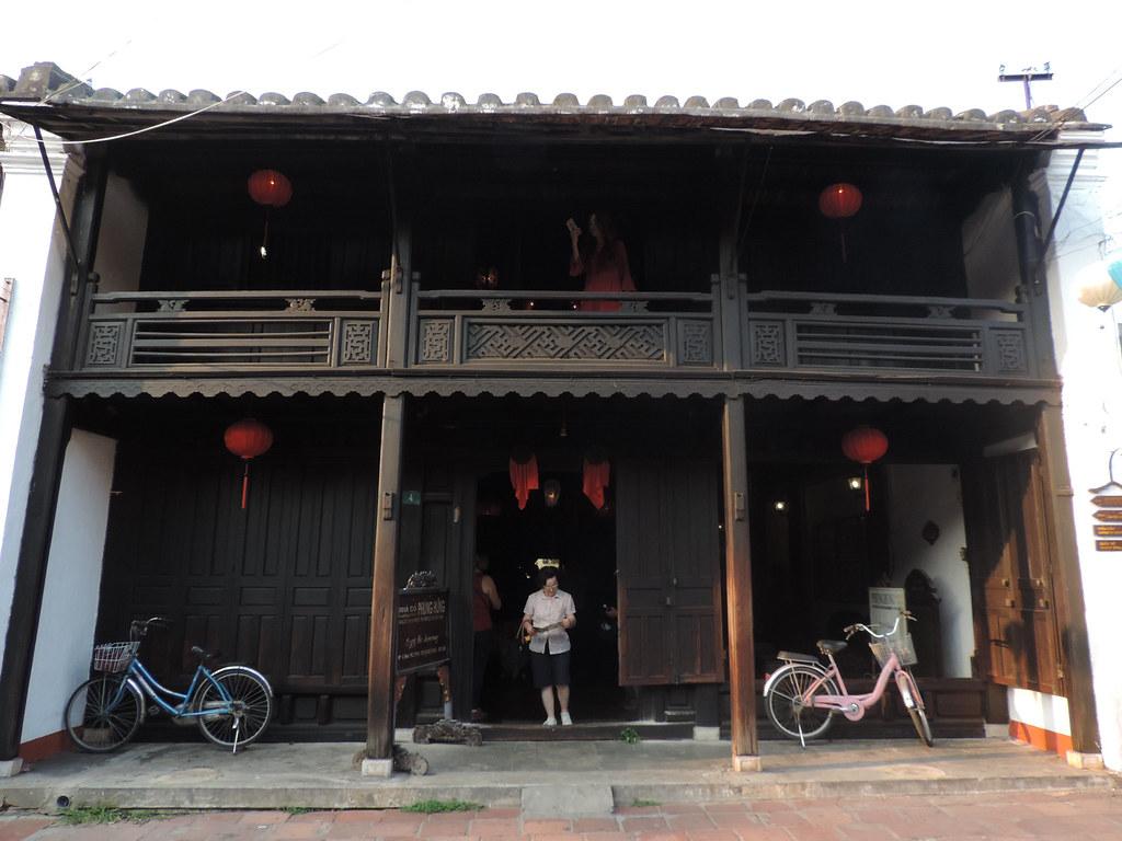 Maison de phung hung h i an vietnam la maison - La maison de la place saignon ...