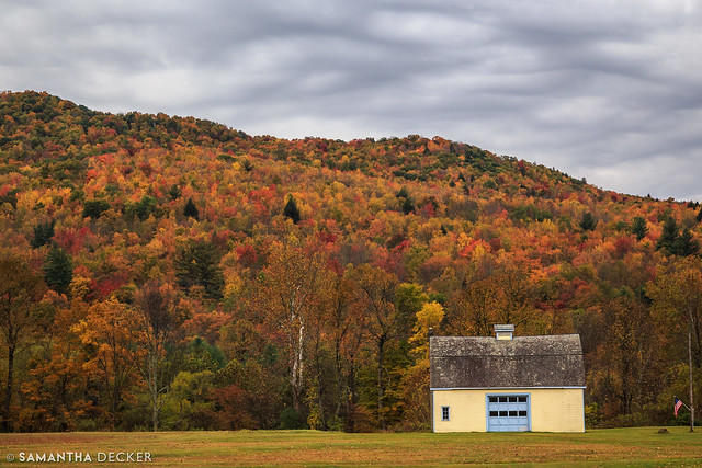 A Barn in Vermont