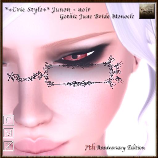 *+Crie Style+* Junon - noir