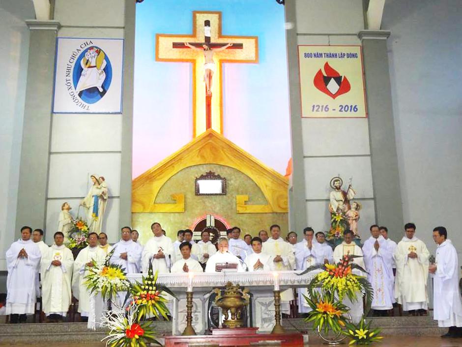 Tu Xá Và Giáo Xứ Cát Đàm Mừng Lễ Bổn Mạng Kính Thánh Vincent Ferrer