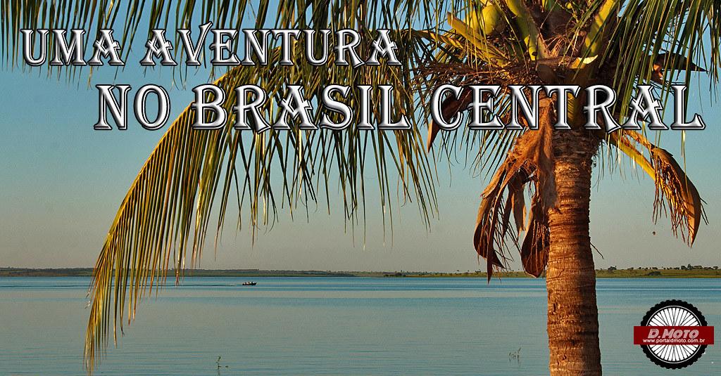 Uma aventura no Brasil Central