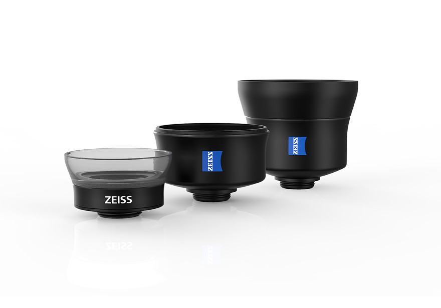 Apple also has blue tag! Carl Zeiss releases iPhone hack lenses