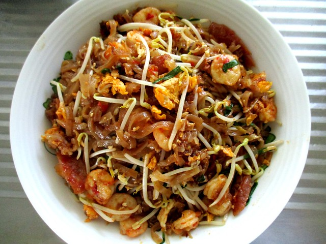 Fried noodles 3