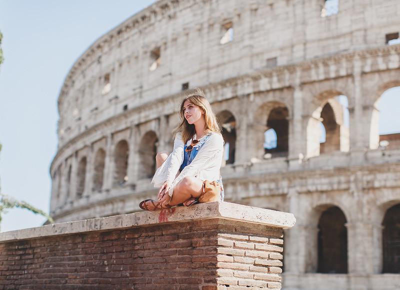 Rome Colluseum