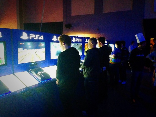 PLAY Blackpool 2015 PS4 Zone