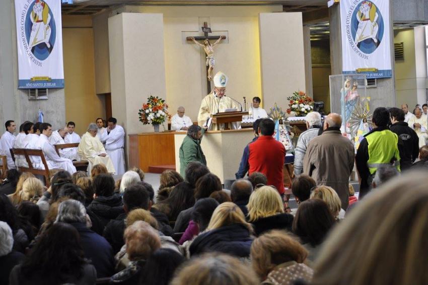 Aprobación del carácter sobrenatural de los sucesos marianos de Nuestra Señora del Rosario de San Nicolás