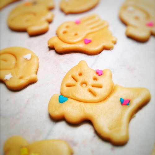 Animal Cracker Cookies 動物餅乾 | Chinese Recipes at ...