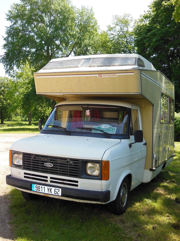ford transit camping car autohome la route des vacances 20 flickr. Black Bedroom Furniture Sets. Home Design Ideas
