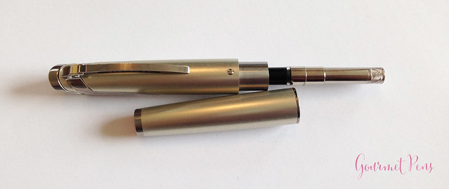 Review Visconti Pininfarina Nanotech Fountain Pen @AppelboomLaren (14)