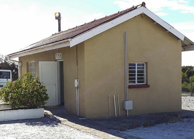 Robben Island Roberts Sobukwe house