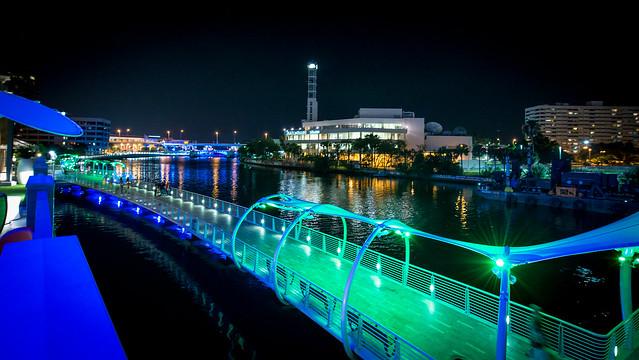 The Tamp Riverwalk