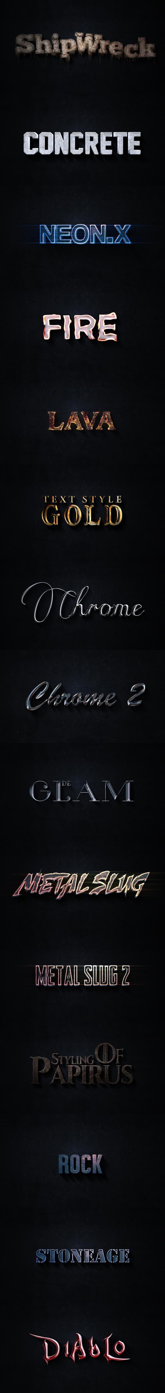 AE模板 电影特效开场3D文字标题动画