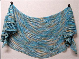 Costa del Mar shawl