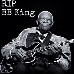 So sad, sad news... BB King is dead. He wasn't the King of the Blues - He was the real Emperor of the Blues. #RIP #BBKing #news #culture #music #blues #SocNets #morning #Siedlce #lost #Artist