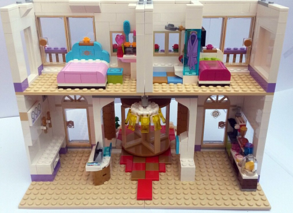 Lego Friends Hotel Prix