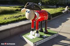 CHELSEA PEN-SHAUN-ER No.26 - Shaun The Sheep - Shaun in the City - London - 150512 - Steven Gray - IMG_0493